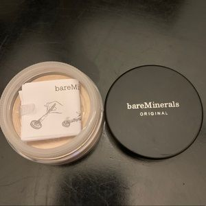 Bare Minerals Matte Foundation